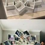 Duvar Raf ve Kitaplık Modelleri 1