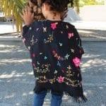 Etekten Kimono Dikimi 2