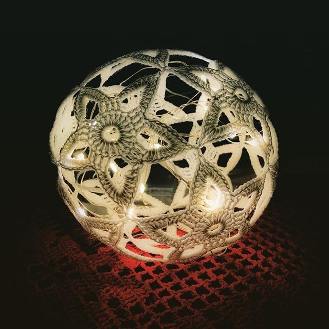 Işık Topu Yapılışı 10
