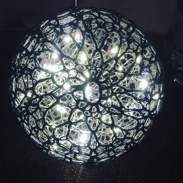 Işık Topu Yapılışı 11