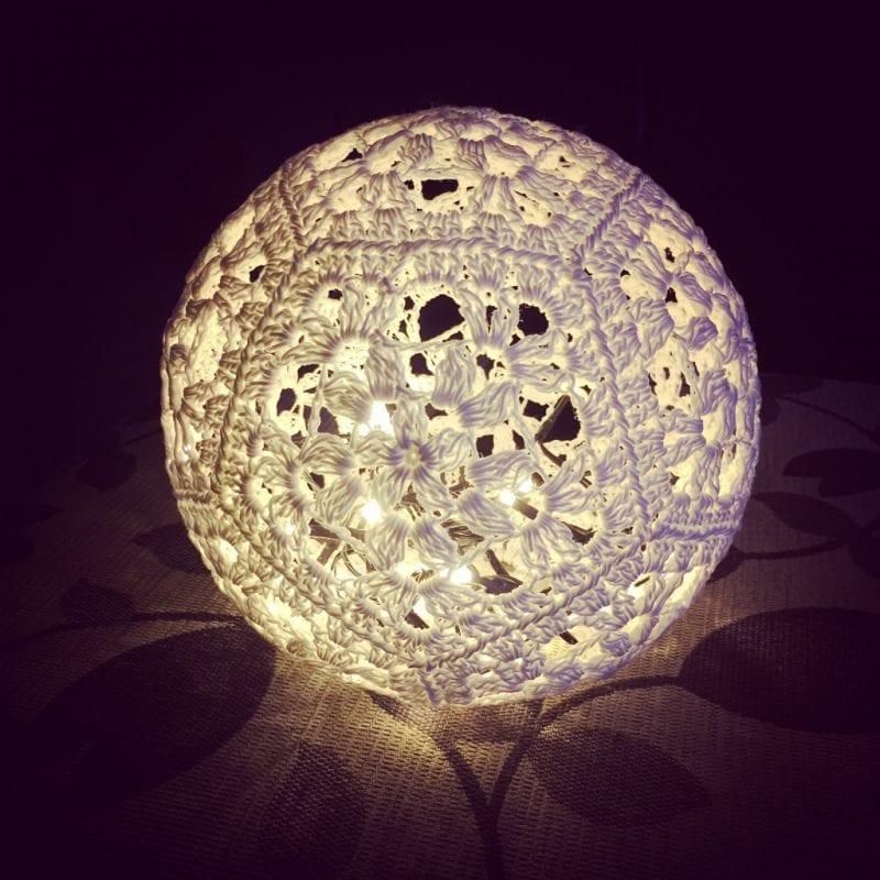 Işık Topu Yapılışı 14