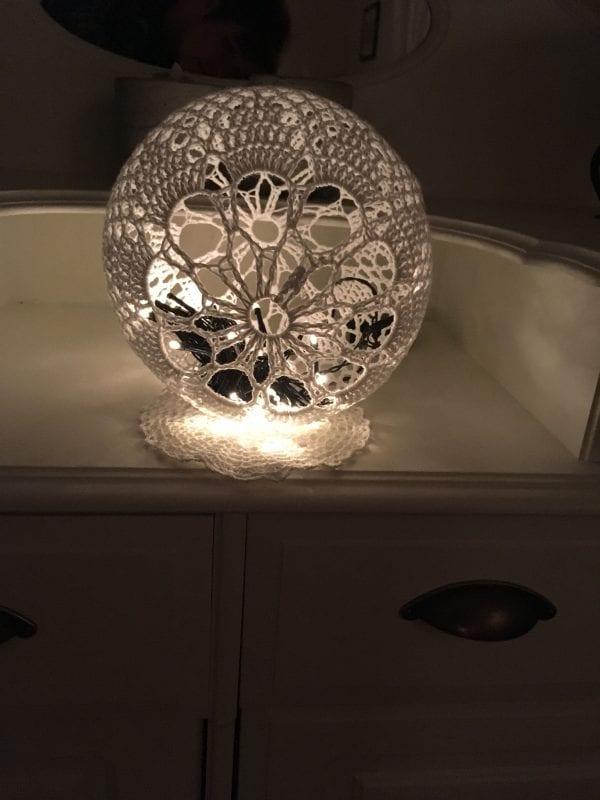 Işık Topu Yapılışı 1