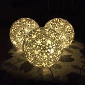 Işık Topu Yapılışı