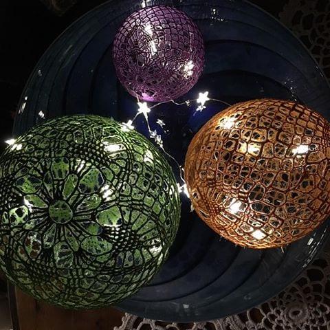 Işık Topu Yapılışı 3