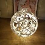 Işık Topu Yapılışı 8