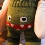 Örgü Çocuk Pantolon Modelleri 11