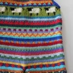 Örgü Çocuk Pantolon Modelleri 14
