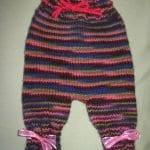 Örgü Çocuk Pantolon Modelleri 23