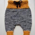 Örgü Çocuk Pantolon Modelleri 26