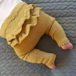 Örgü Çocuk Pantolon Modelleri 33