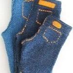 Örgü Çocuk Pantolon Modelleri 43