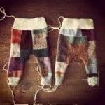 Örgü Çocuk Pantolon Modelleri 48