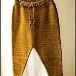 Örgü Çocuk Pantolon Modelleri 54