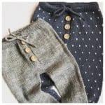 Örgü Çocuk Pantolon Modelleri 72