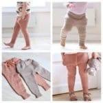 Örgü Çocuk Pantolon Modelleri 91