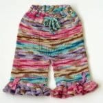 Örgü Çocuk Pantolon Modelleri 93