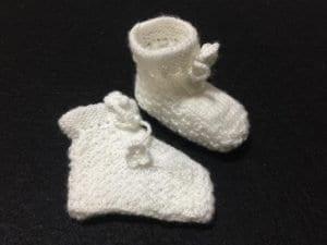 Şişle Bebek Patik Modelleri ve Yapılışı