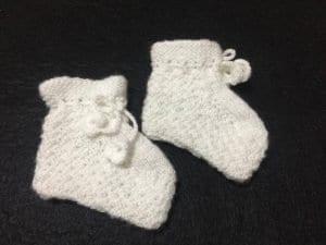 Şişle Bebek Patik Modelleri ve Yapılışı 2