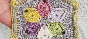 6 Yaprak Battaniye Yapılışı 1