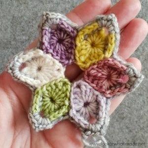 6 Yaprak Battaniye Yapılışı 3