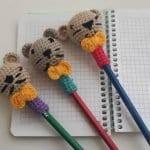 Amigurumi Kalem Başlığı Yapımı 2