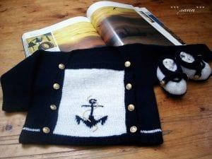 Kaptan Kazak Yapılışı 1