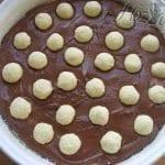 Lor Toplarıyla Çikolatalı Kek 20
