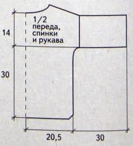 Pantolon Askılı Örgü Kazak Yapılışı 1