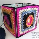 Fridanın Çiçekleri Örgü Çanta Yapılışı 9