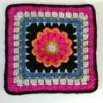 Fridanın Çiçekleri Örgü Çanta Yapılışı 16