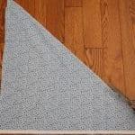 Kumaştan Halı Yapımı 4