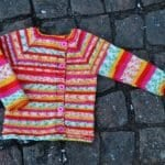 Renkli Çocuk Örgüleri 57