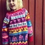 Renkli Çocuk Örgüleri 64