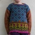 Renkli Çocuk Örgüleri 87