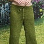 Şiş Örgü Pantolon Modelleri 10