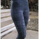 Şiş Örgü Pantolon Modelleri 21
