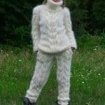 Şiş Örgü Pantolon Modelleri 4