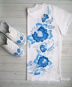 Bez Ayakkabı Boyama 4