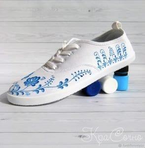 Bez Ayakkabı Boyama 8