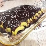 Kolay Çikolatalı Kek Tarifi 37