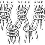 Makrome Düğüm Çeşitleri 20
