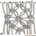 Makrome Düğüm Çeşitleri 25