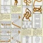 Makrome Düğüm Çeşitleri 29