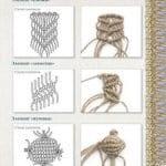 Makrome Düğüm Çeşitleri 45