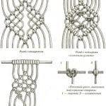 Makrome Düğüm Çeşitleri 47