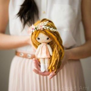 Örgü Oyuncak Bebek Yapımı Modelleri 4