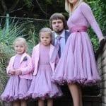 Angora Örgü Elbise Modelleri 109