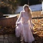 Angora Örgü Elbise Modelleri 10