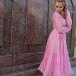 Angora Örgü Elbise Modelleri 12