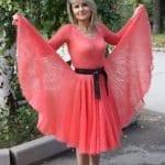 Angora Örgü Elbise Modelleri 13